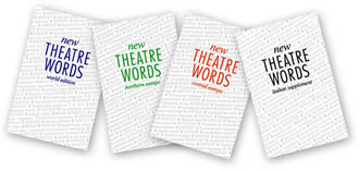 New Theatre Words World Edition