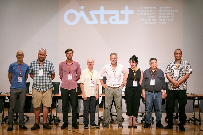 OISTAT Executive Committee VPT